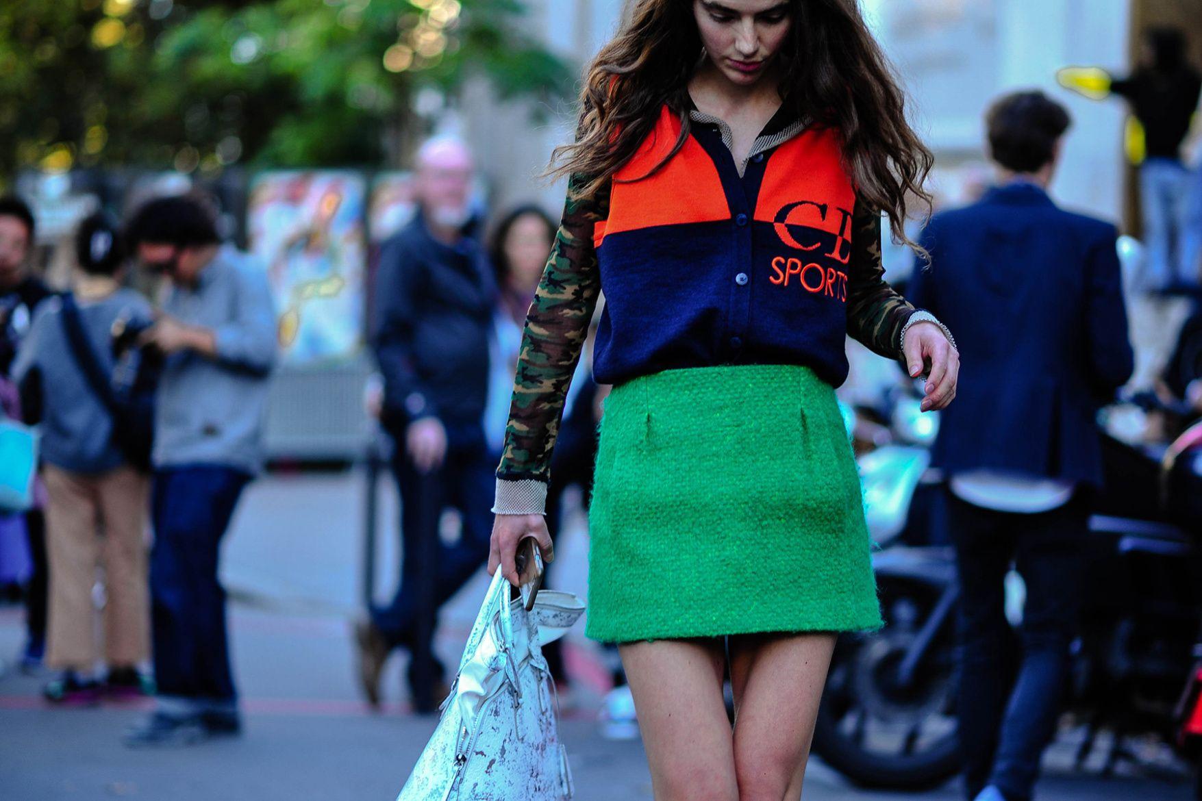 streetsnaps paris fashion week september 2016 part 1
