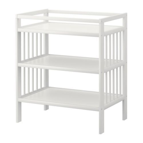 another changing table option from ikea. $69 see here for how it looks http://www.chiccheapnursery.com/2012/real-rooms/featured-room-serene-twin-girls-nursery/