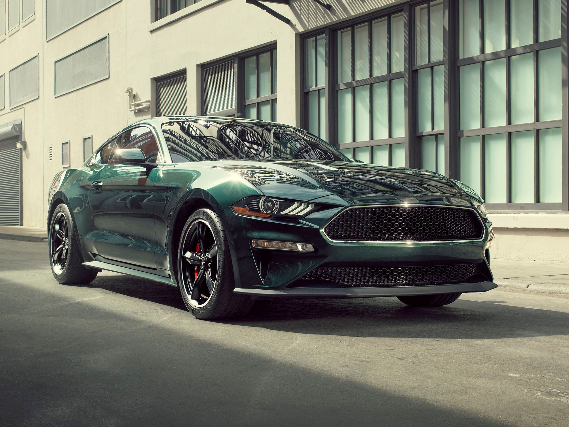 2019 Ford Mustang Bullitt Ford Mustang Bullitt Mustang Bullitt