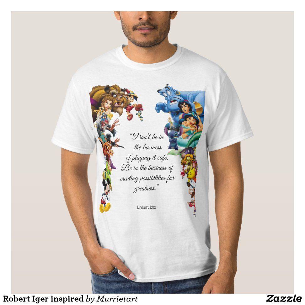 Robert Iger inspired T-Shirt