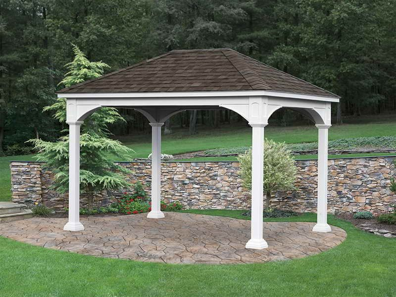 Pool pavilion kits best way to get the perfect backyard for Perfect patio ideas