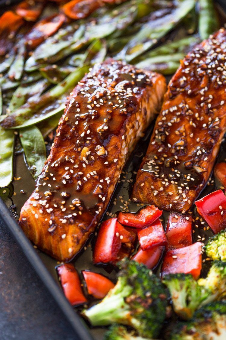 Sheet Pan Teriyaki Salmon & Veggies #teriyakisalmon Sheet Pan Teriyaki Salmon & Veggies ***just for the inspiration, might use the marinade from sheetpan teriyaki chicken*** #salmonteriyaki Sheet Pan Teriyaki Salmon & Veggies #teriyakisalmon Sheet Pan Teriyaki Salmon & Veggies ***just for the inspiration, might use the marinade from sheetpan teriyaki chicken*** #teriyakisalmon Sheet Pan Teriyaki Salmon & Veggies #teriyakisalmon Sheet Pan Teriyaki Salmon & Veggies ***just for the inspiration, mig #teriyakisalmon