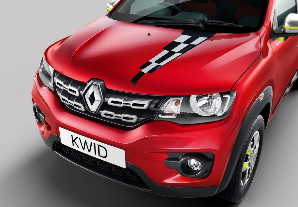 Renault Kwid Live For More Reloaded 2018 Edition Launched Product Launch Automotive Industry Reverse Parking