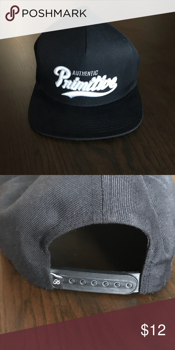 be18bd64 Primitive hat In EUC. Primitive Accessories Hats | My Posh Closet ...