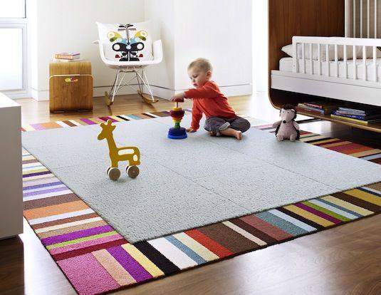 Eco Friendly Modular Flooring Flor Carpet Tiles