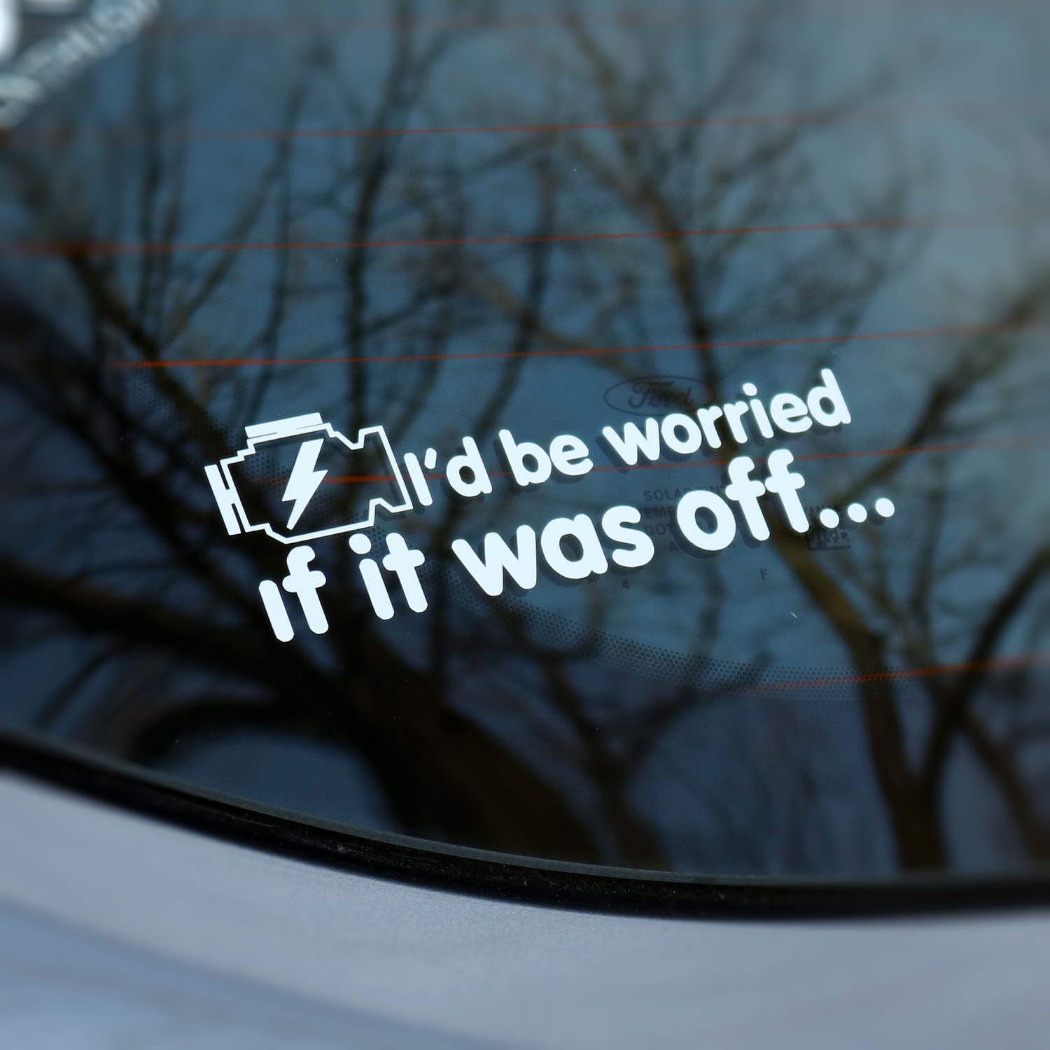 Would You Like To Buy A Vowel Funny Sticker Car Window Door Laptop Vinyl Decal