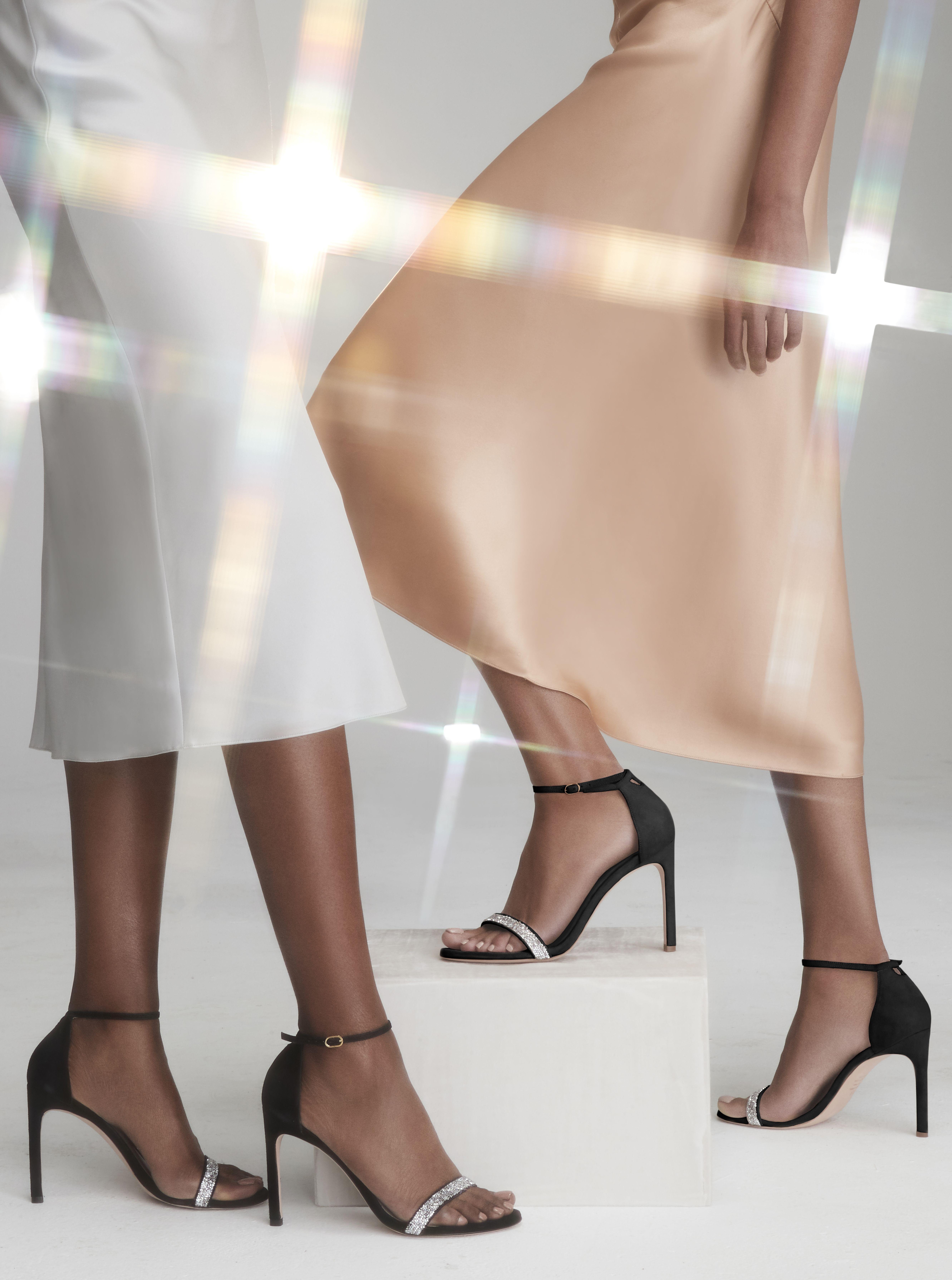 Nudistsong Shoes Evening Heels Heels