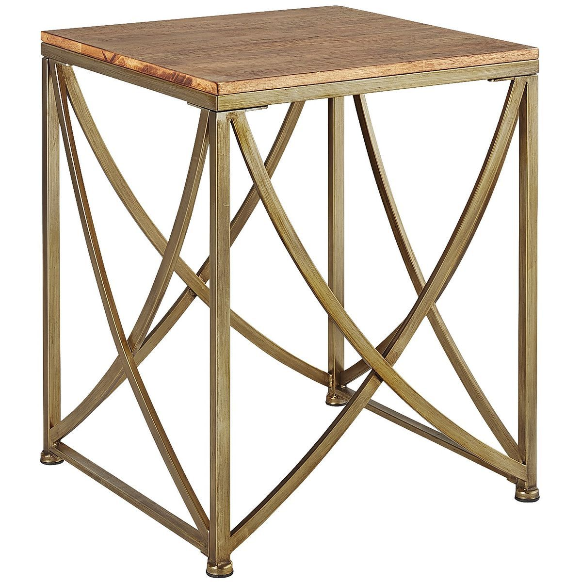 Dakota Modern End Table | Pier 1 Imports | Living room accent tables ...