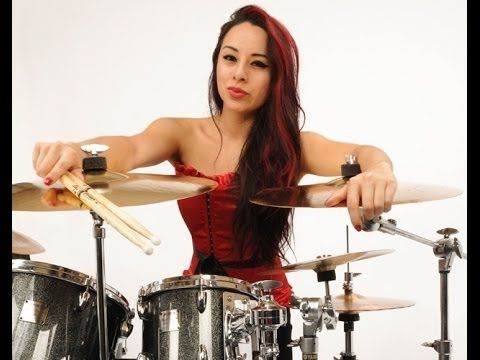 Female drummers- drum off! Some of the most amazing female ...