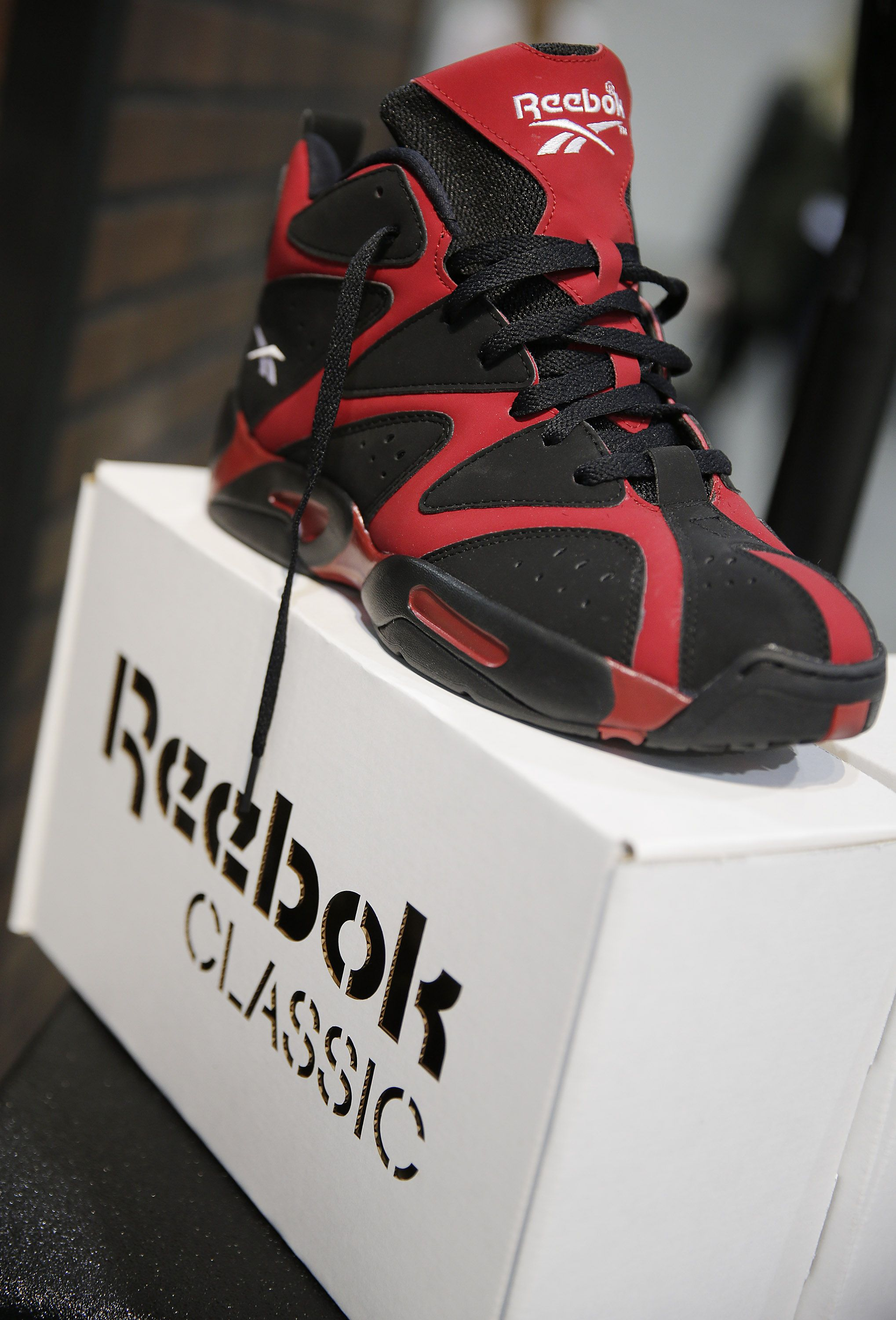 236f4bdf17e Excuse My French  Reebok Kamikaze I in Black Red