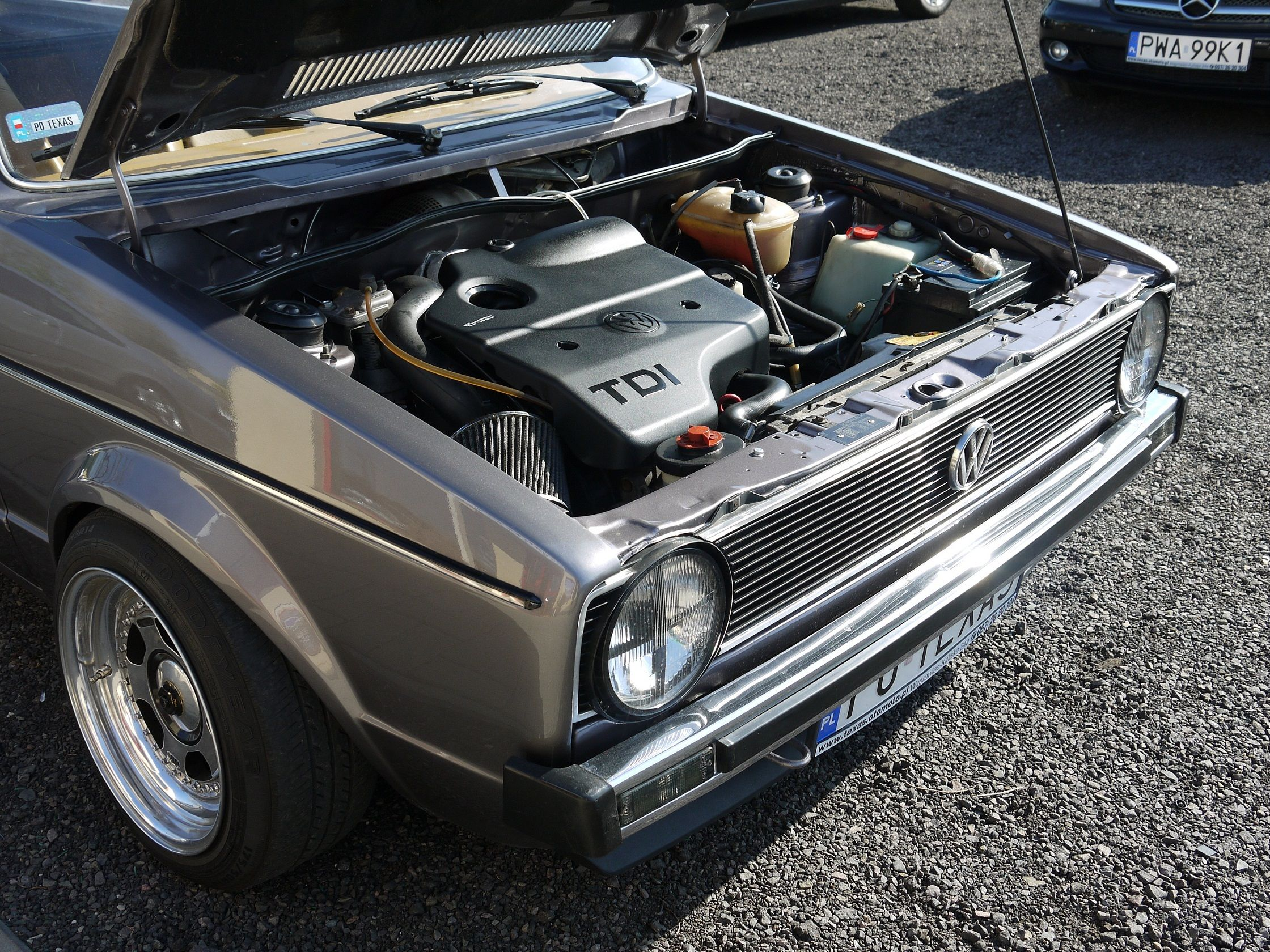 Vwvortex Com Caddy Mk1 Texas From Poland Jeromes Stuff Mk1 Vw