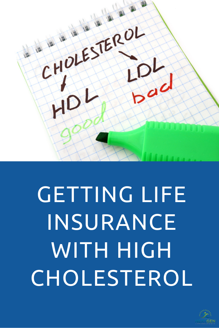 Getting Life Insurance With High Cholesterol Life Insurance