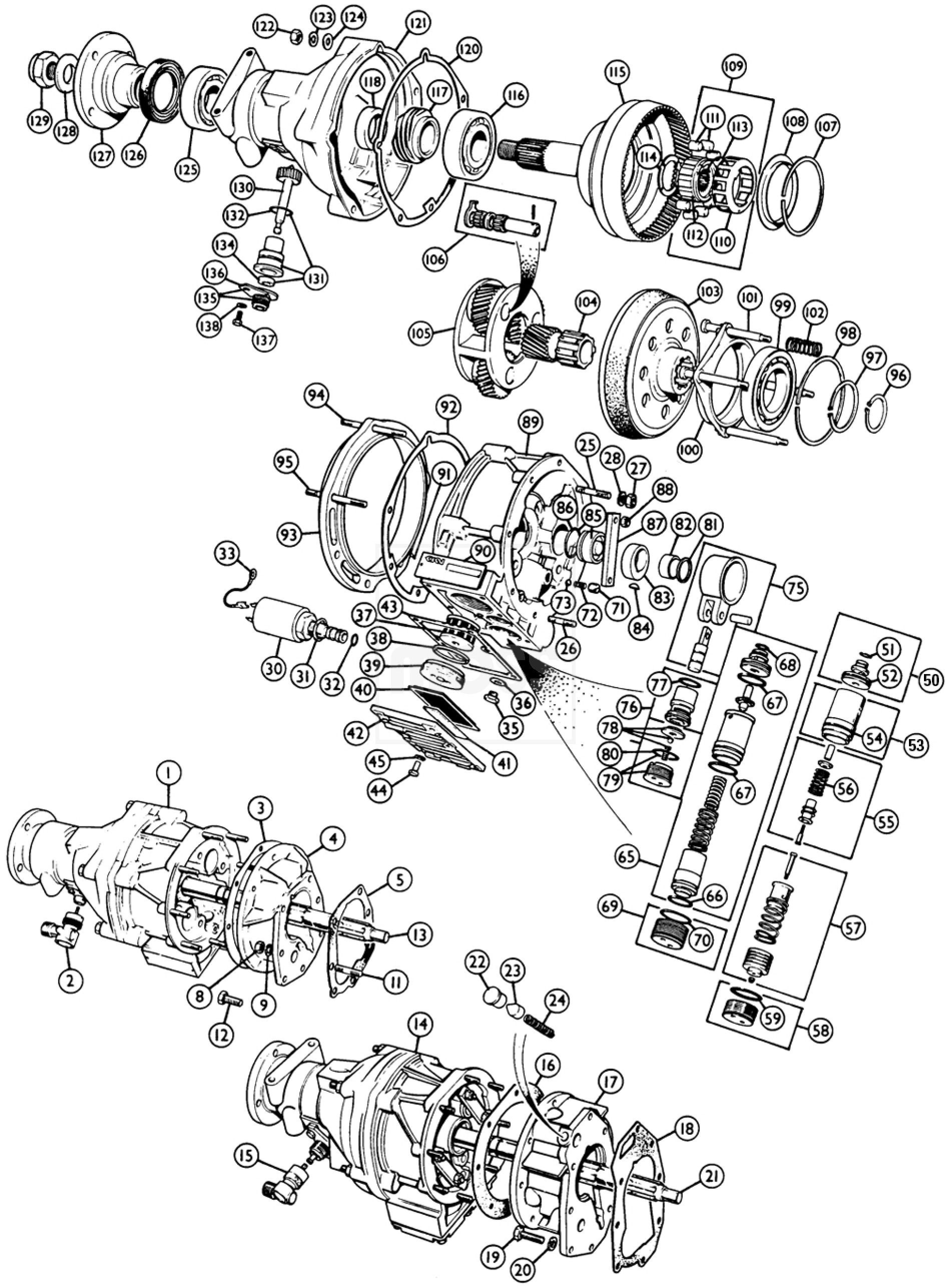 how much to rebuild an engine and transmission