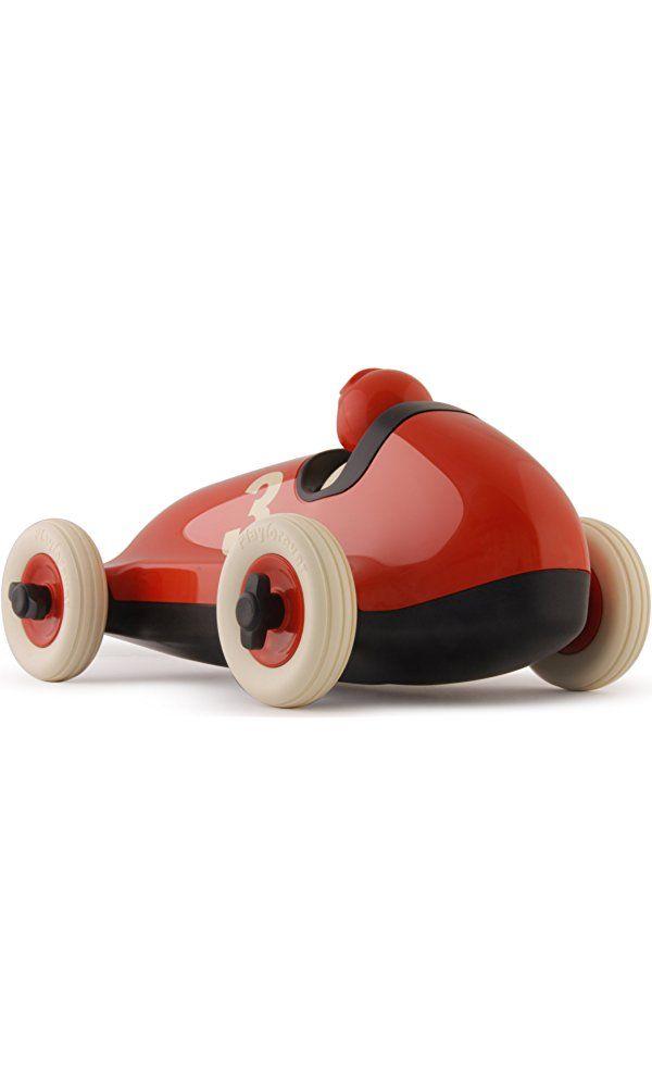 Playforever Bruno Racing Car - Orange/Red Best Price