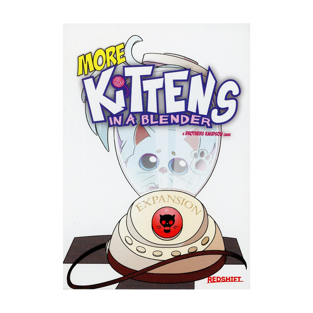 More Kittens in a Blender (Exp.) Card games, Pokemon