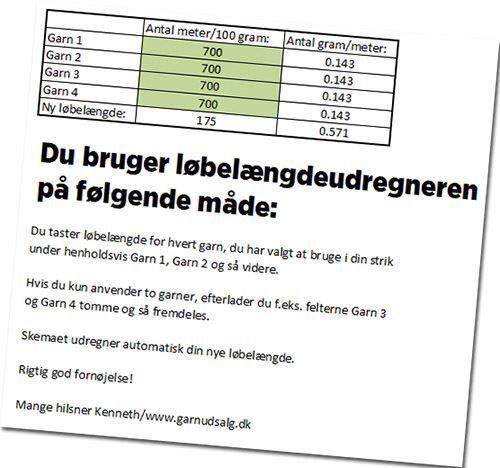 b7521bb183d Garn - Vi er din hjælpende hånd hos Garnudsalg.dk | Strik ...