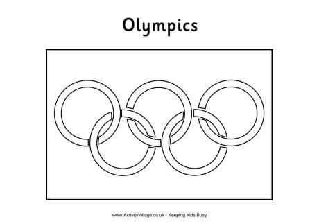 Printable olympic coloring pages babycenterblog winterolympics2014