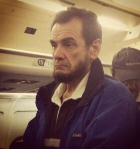 Lincoln Hates Getting Off Planes. WHY DOES IT TAKE SO DAMN LONG?