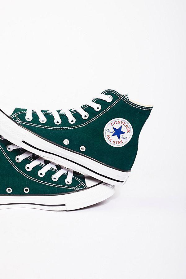 Chuck Taylor All Star Fresh Colors Gloom Green gloom green