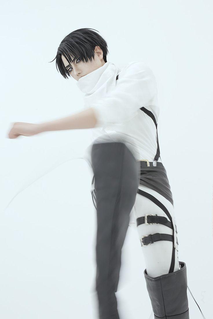 5afd1ca13a9f363474627a082e9bc03b--levi-cosplay-anime ...
