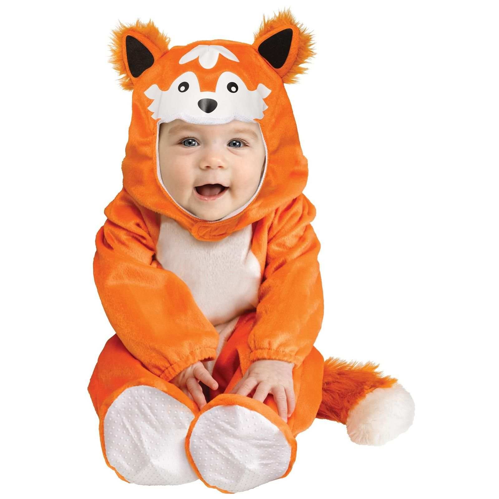 infant baby fox costume possibly too big
