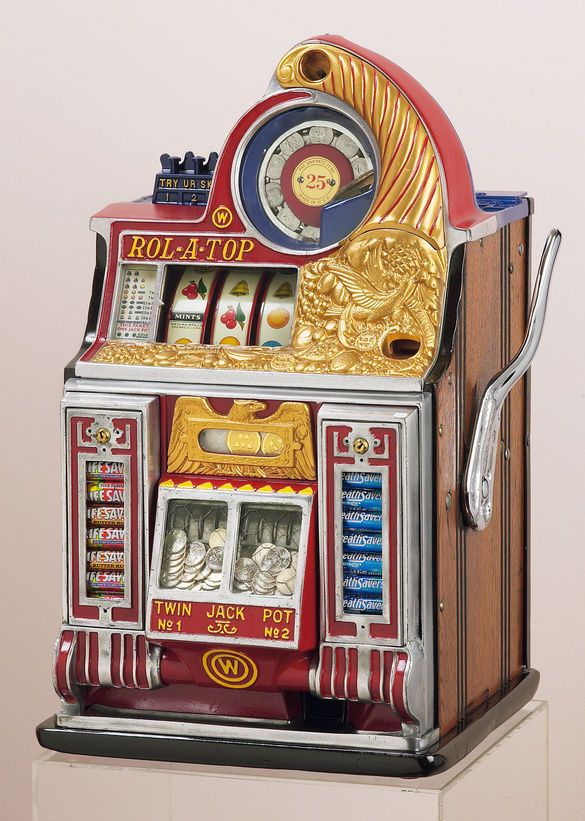 Old Slot Machine Games