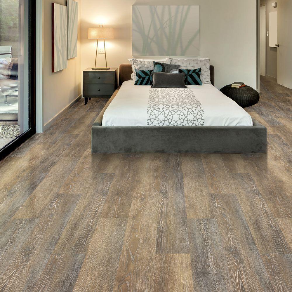 Vinyl Flooring Floor Depot: Allure ISOCORE Multi-Width X 47.6 In. Prairie Oak Trail