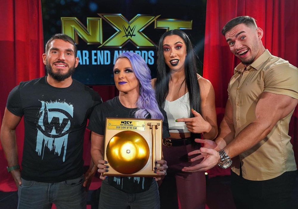 Wwe Nxt No Instagram Theway Accepts The Nxtawardevent For Nxttakeover Wargames As Just Announced On Nxt Takeover Instagram Profile Raw Women S Champion