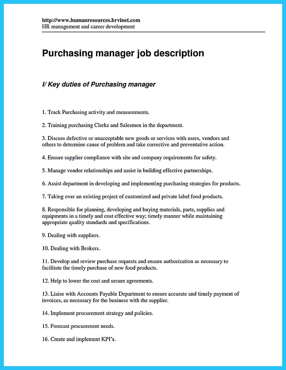 Worth Writing Assistant Buyer Resume To Make You Get The Job Resume Get The Job Make A Proposal