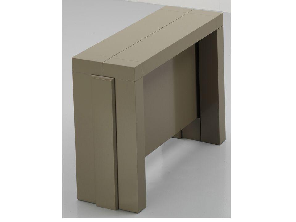 Mesa consola convertible comedor modelo travesia 0032 mesa - Mesa consola ikea ...