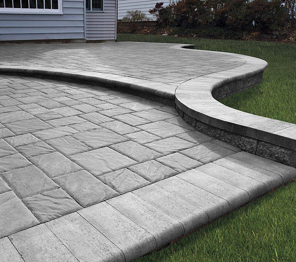 Patios And Outdoor Fireplaces Stone Center Of Va Patio Pavers Design Patio Stones Paver Patio