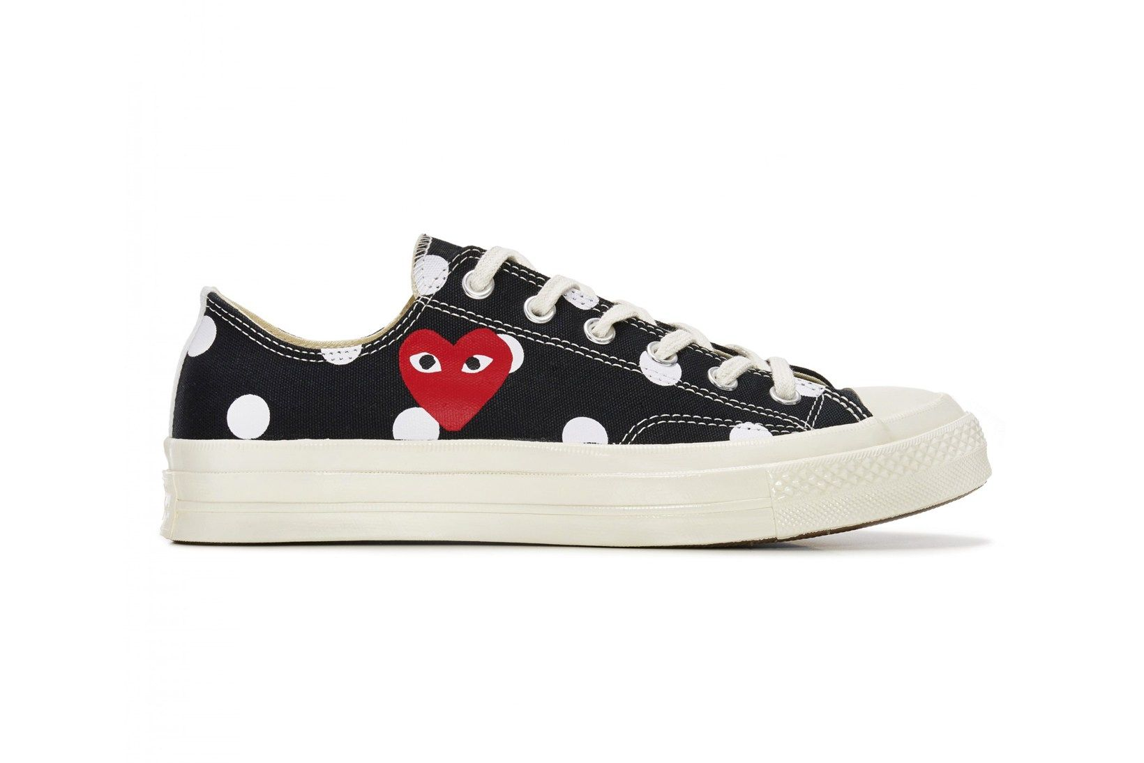 f00bfc514d19 COMME des GARÇONS PLAY Updates the Converse Chuck Taylor All Star ...