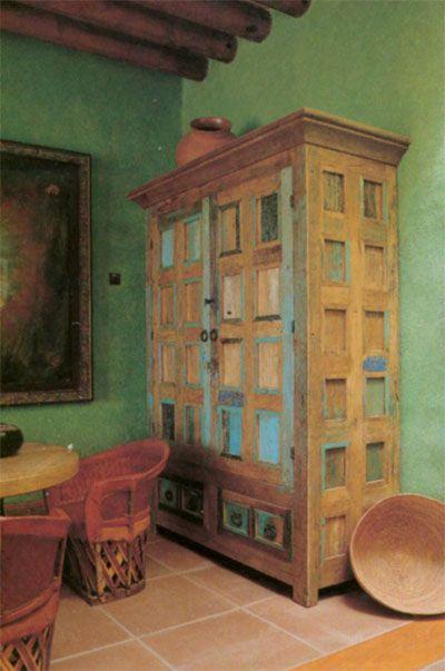 Desigrans interior style mexican style flavor mexico for Casa mexicana muebles