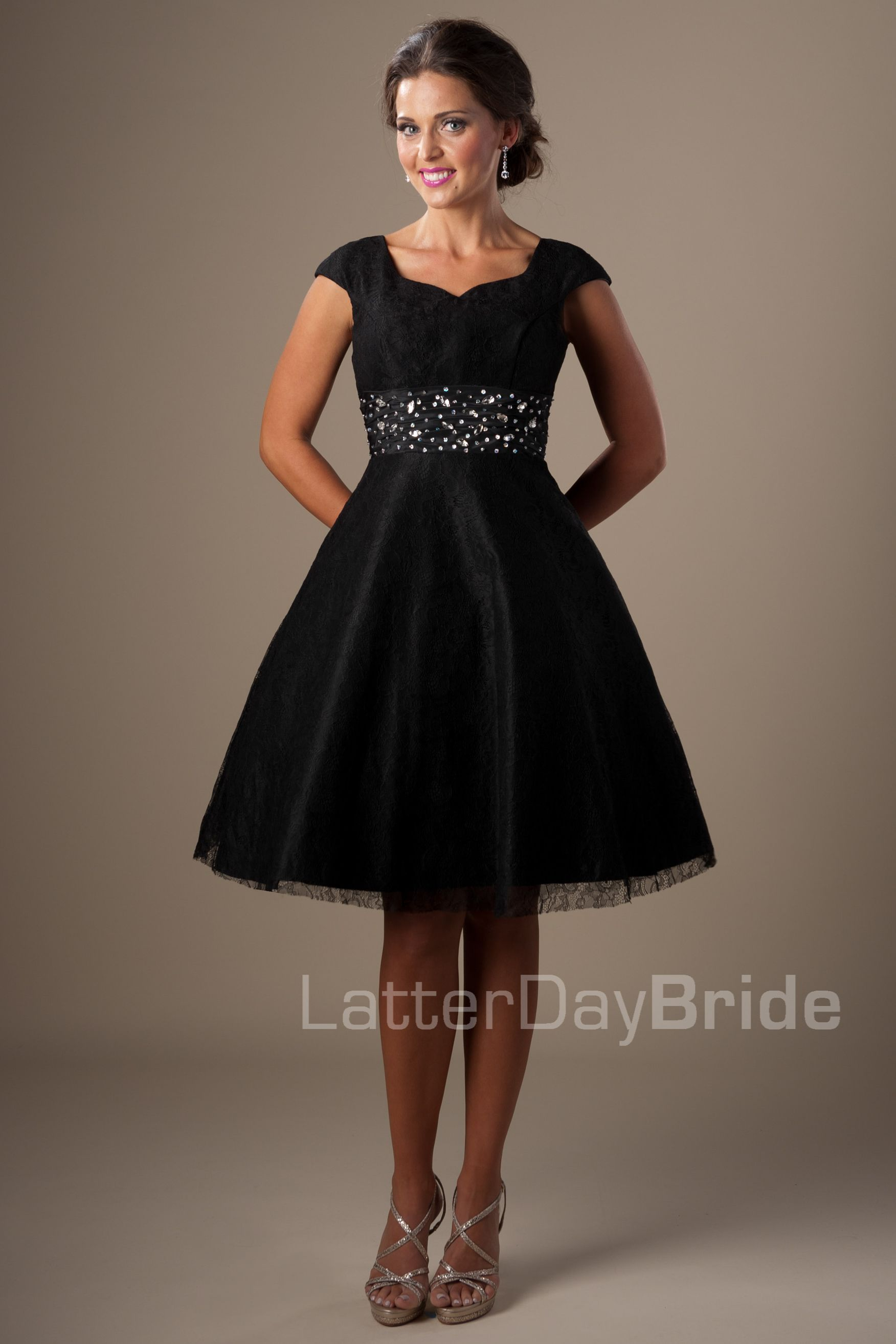 Modest Prom Dresses : Claire | Modest Prom Dresses | Pinterest ...