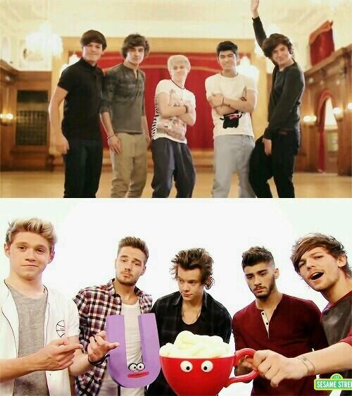 "1D Updates ‏@1D_2infinity   ""@1DUSUpdate: ""@NEW1Dposts: Theyve come so far"
