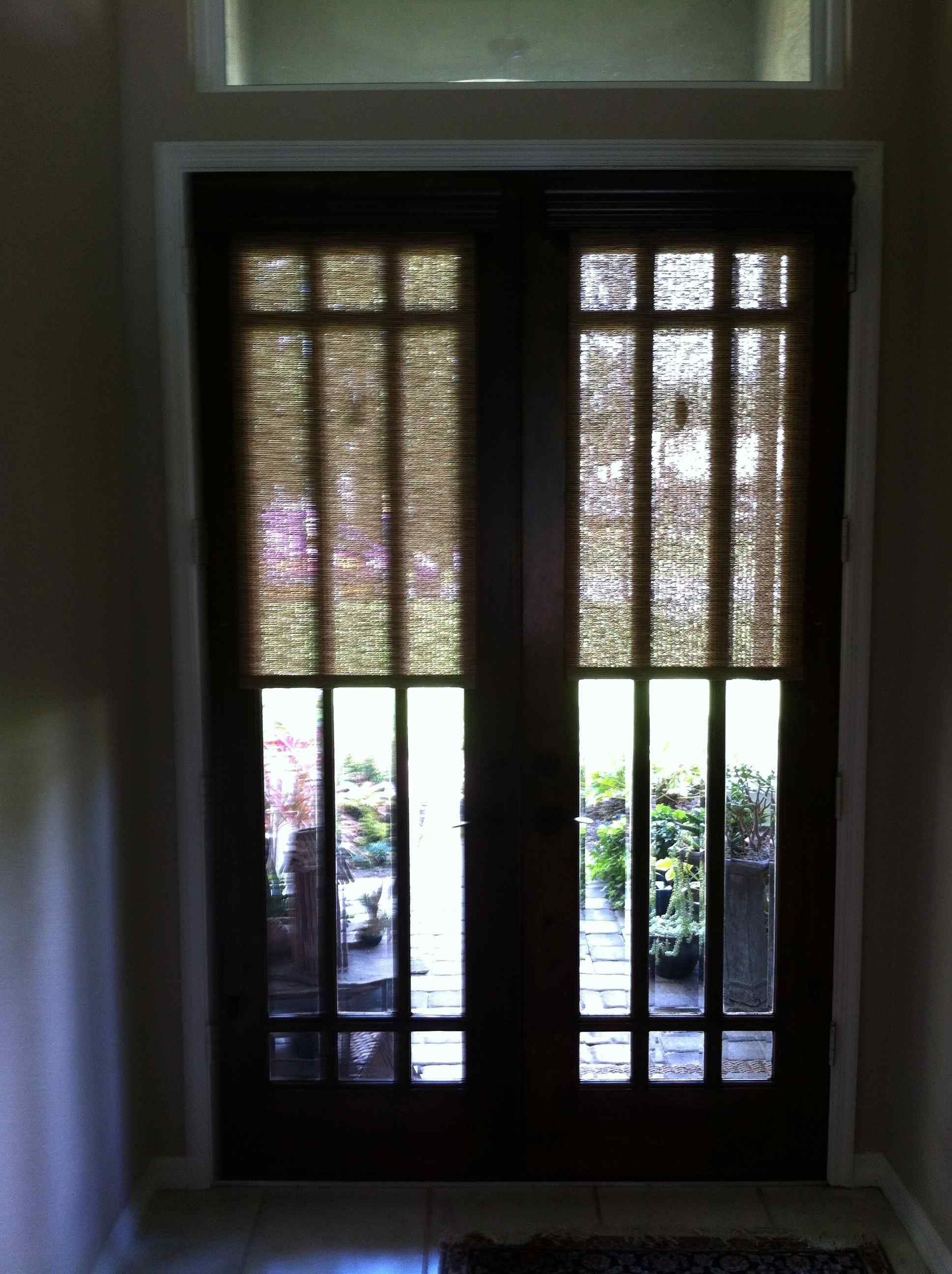 Shades For Front Doors With Glass