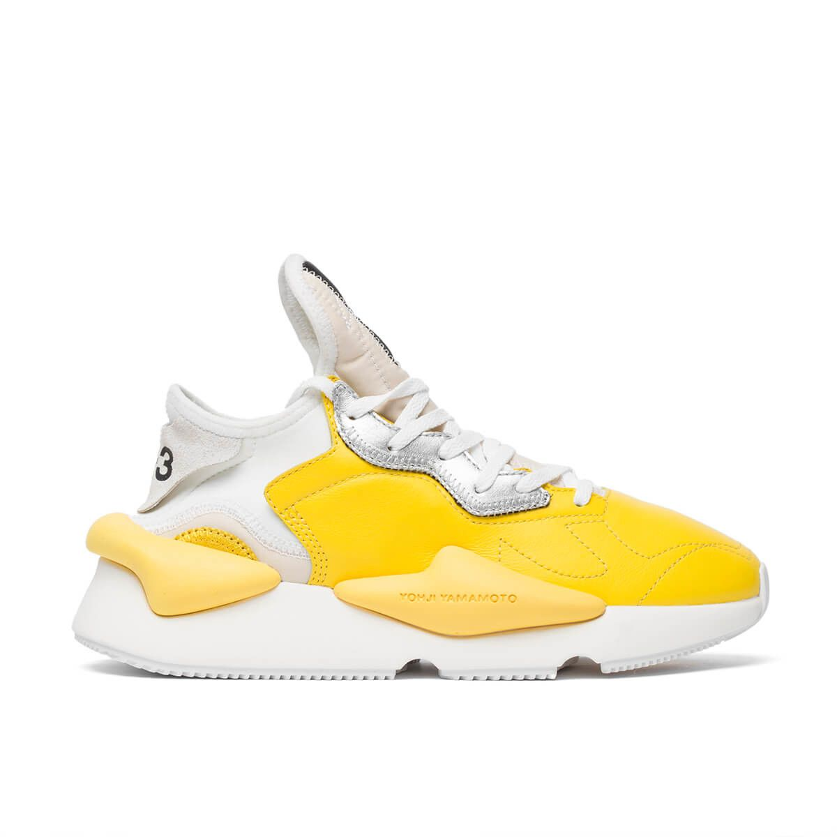2b3d21c5418bb Kaiwa sneakers from the Pre-Fall 2018 Y-3 by Yohji Yamamoto collection in  yellow