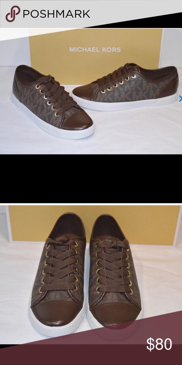 4a4ee62de3027f Michael Kors Women's MK City Sneakers Sz.10 Michael Kors Women's MK City  Sneakers A