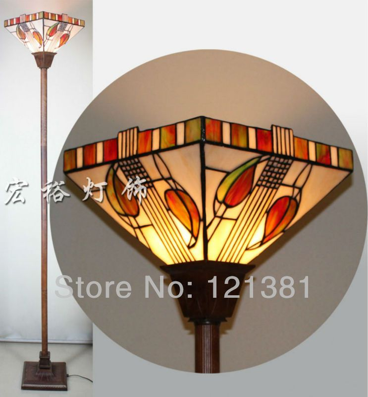 Popular Tiffany Torchiere Floor Lamp from China best-selling ...