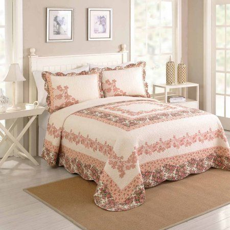 d9320b402fcfb39ab20eb88482e6b208 - Better Homes And Gardens Solid Border Quilt