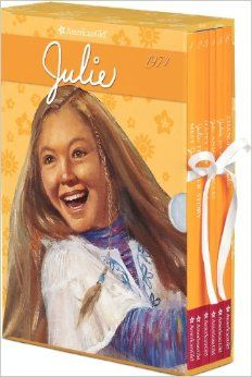 Julie Boxed Set with Game (American Girl Collection): Megan Mcdonald, Robert Hunt: 9781593697860: Amazon.com: Books