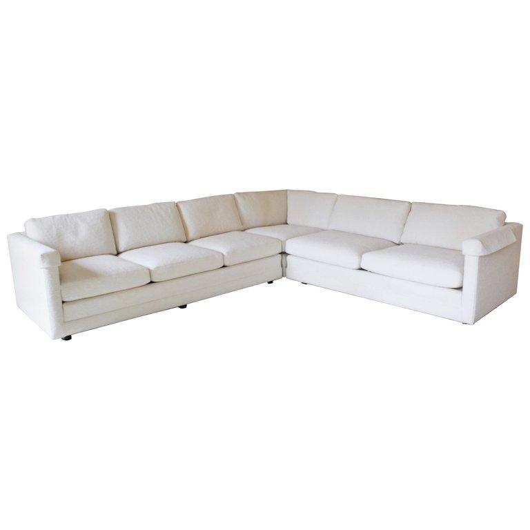 Henredon Sectional Sofa Modern 3