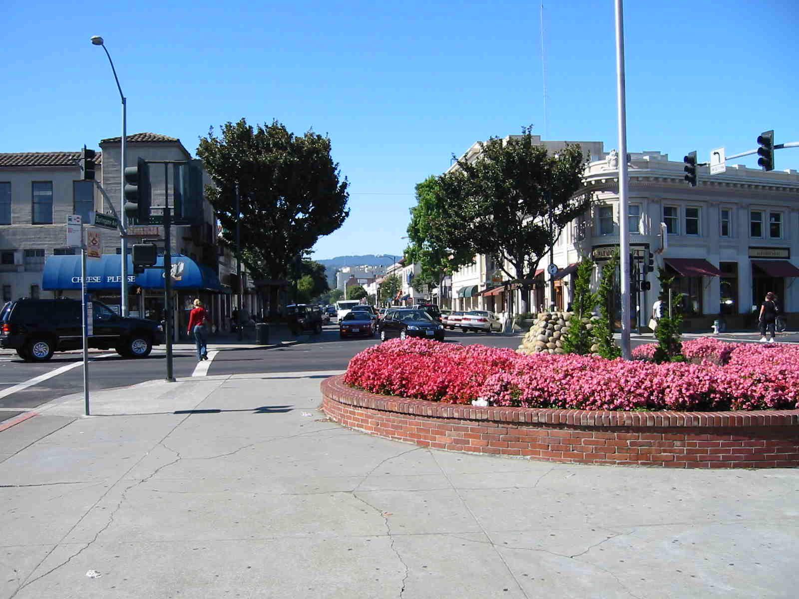 Burlingame Ave