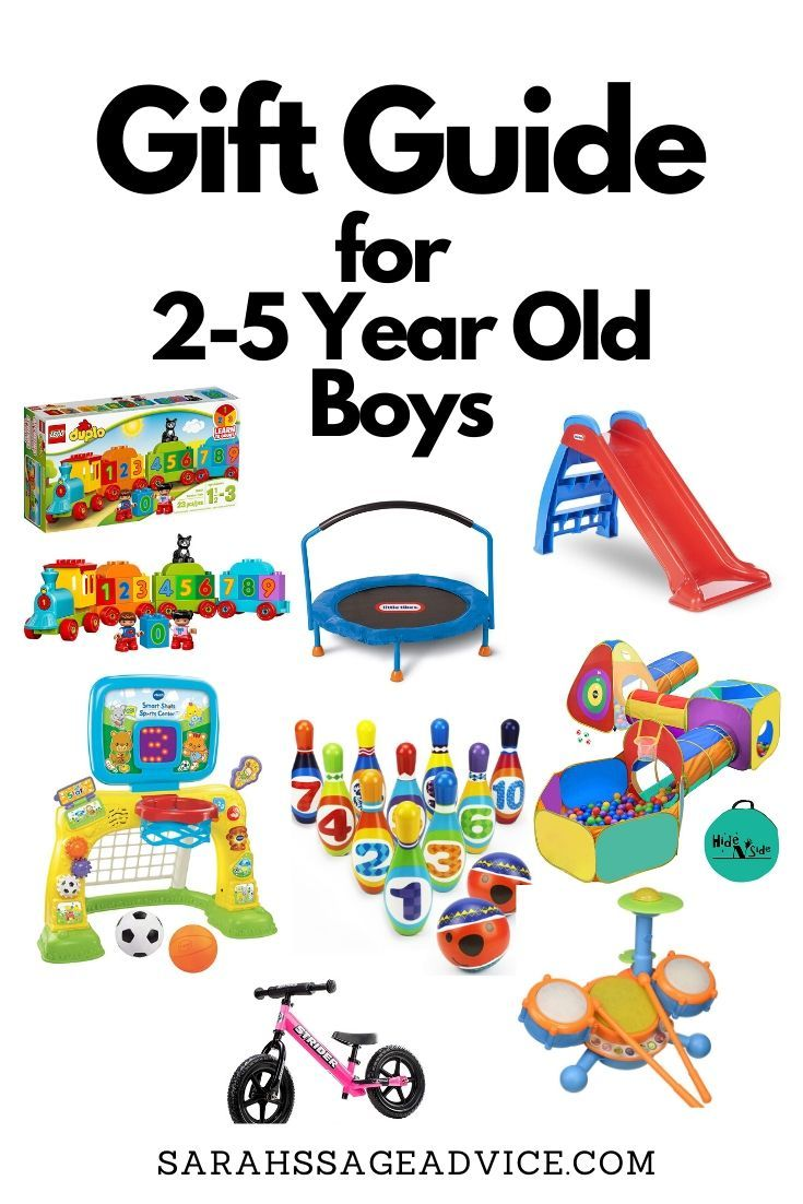 Gift Guide For Boys 2 5 Years Old Toddler Boy Gifts