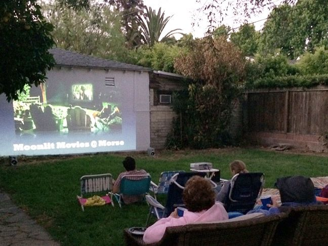 Best Projectors For Outdoor Movies Momtastic Com For The Home