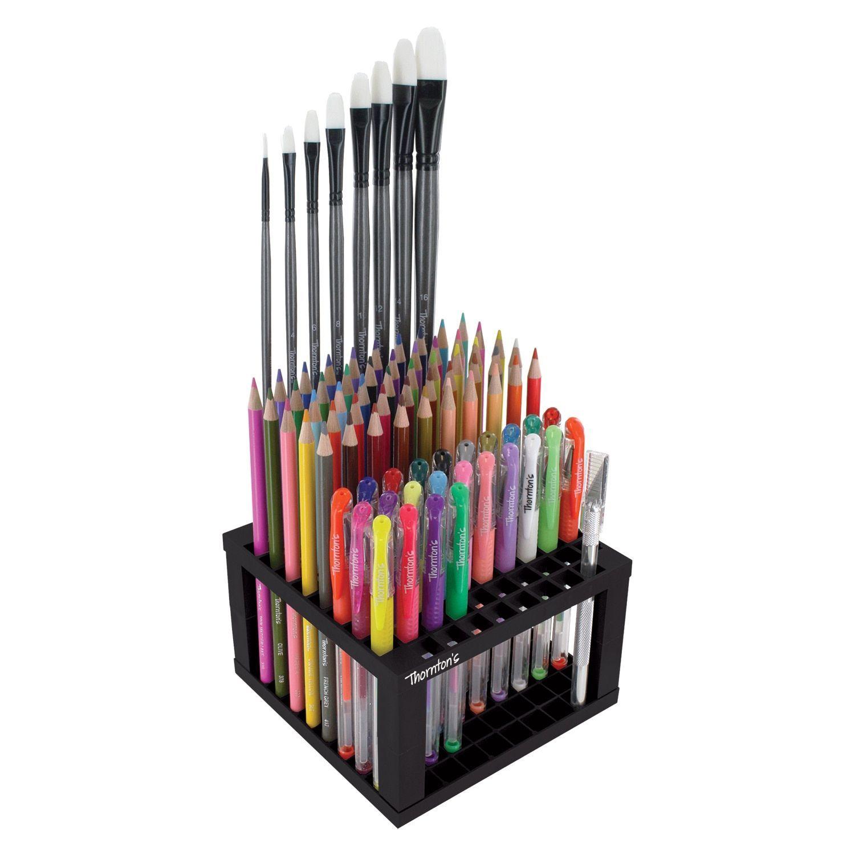 Thornton S Art Supply Grid Plastic 96 Capacity Marker Art