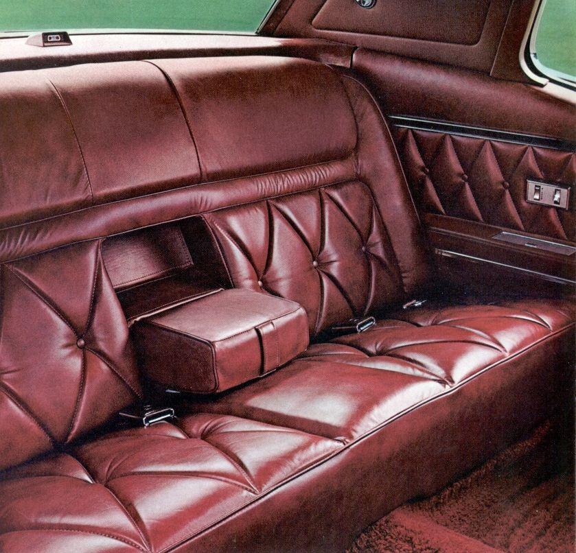 1969 Lincoln Continental Mark Iii Lincoln Continental Hotrod Interior Luxury Car Interior