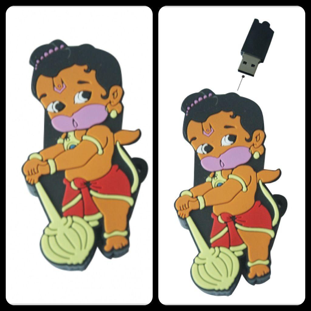 Hanuman pen drive 8 16 gb show your devotion for shree