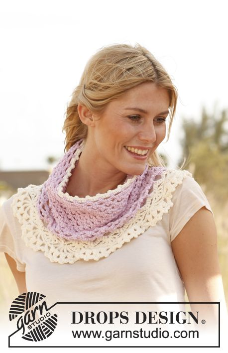 Love this year-round neckwarmer. Definitely going on the must-do ...