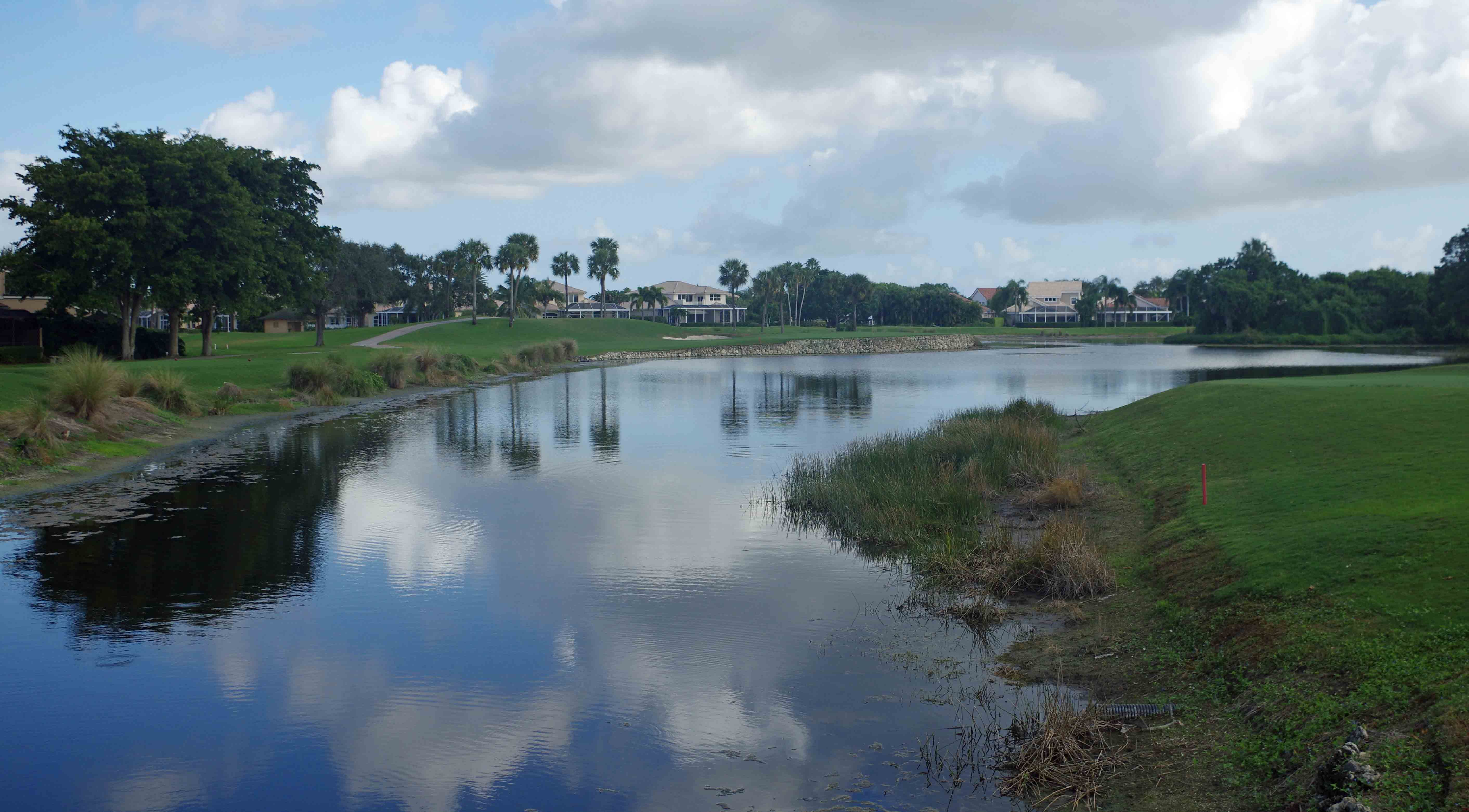 PGA National - Championship Course 15th hole @pgaresort in Kissimmee